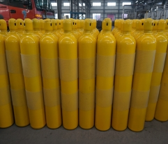 Seamless Cylinder for gas filling